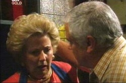 Valda Sheergold, Lou Carpenter in Neighbours Episode 4234