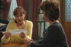 Lyn Scully, Susan Kennedy in Neighbours Episode 4235
