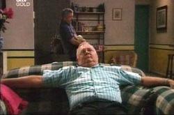 Gino Esposito, Harold Bishop in Neighbours Episode 4235