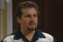 Toadie Rebecchi in Neighbours Episode 4235