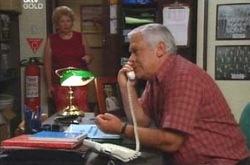 Valda Sheergold, Lou Carpenter in Neighbours Episode 4236