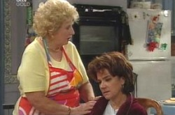 Valda Sheergold, Lyn Scully in Neighbours Episode 4236