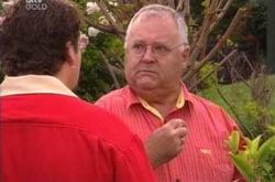 Joe Scully, Harold Bishop in Neighbours Episode 4239