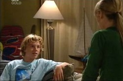 Boyd Hoyland, Steph Scully in Neighbours Episode 4271