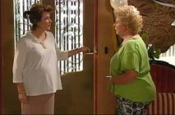 Lyn Scully, Valda Sheergold in Neighbours Episode 4272