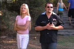 Toadie Rebecchi, Dee Bliss in Neighbours Episode 4273