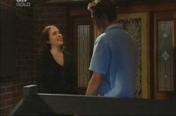 Libby Kennedy, Cameron Hodder in Neighbours Episode 4274