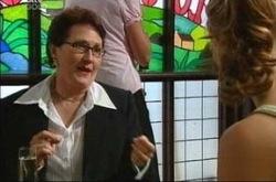 Melody Jones, Nina Tucker in Neighbours Episode 4275