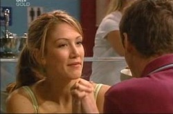 Nina Tucker, Jack Scully in Neighbours Episode 4275