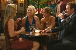 Steph Scully, Kim Cornish, Jennifer Dixon, Max Hoyland in Neighbours Episode 4276