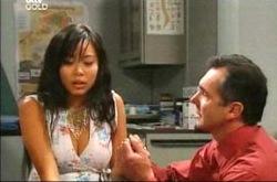 Lori Lee, Karl Kennedy in Neighbours Episode 4277