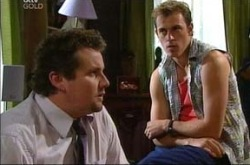 Toadie Rebecchi, Stuart Parker in Neighbours Episode 4277