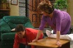 Joe Scully, Lyn Scully in Neighbours Episode 4278