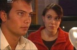 Taj Coppin, Libby Kennedy in Neighbours Episode 4279
