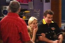 Harold Bishop, Dee Bliss, Toadie Rebecchi in Neighbours Episode 4280
