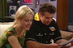 Dee Bliss, Toadie Rebecchi in Neighbours Episode 4280