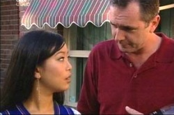 Lori Lee, Karl Kennedy in Neighbours Episode 4281