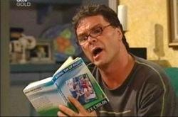 Joe Scully in Neighbours Episode 4281
