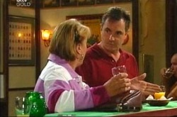 Angie Rebecchi, Karl Kennedy in Neighbours Episode 4281