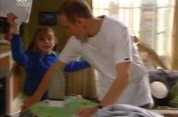 Max Hoyland, Summer Hoyland in Neighbours Episode 4282
