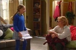 Summer Hoyland, Boyd Hoyland in Neighbours Episode 4282