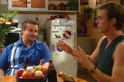 Toadie Rebecchi, Stuart Parker in Neighbours Episode 4284