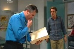 Karl Kennedy, Cameron Hodder in Neighbours Episode 4285