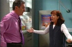 Karl Kennedy, Susan Kennedy in Neighbours Episode 4285