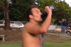 Taj Coppin in Neighbours Episode 4286