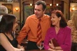 Libby Kennedy, Karl Kennedy, Susan Kennedy in Neighbours Episode 4286