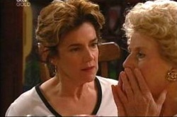 Lyn Scully, Valda Sheergold in Neighbours Episode 4287