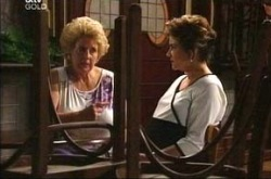 Valda Sheergold, Lyn Scully in Neighbours Episode 4287