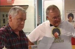 Harold Bishop, Lou Carpenter in Neighbours Episode 4288