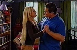 Dee Bliss, Toadie Rebecchi in Neighbours Episode 4291