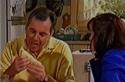 Susan Kennedy, Karl Kennedy in Neighbours Episode 4291