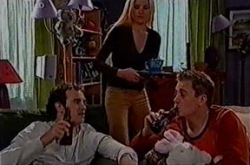 Stonie Rebecchi, Dee Bliss, Connor O