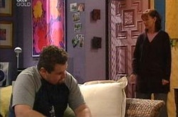 Toadie Rebecchi, Susan Kennedy in Neighbours Episode 4302