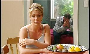 Izzy Hoyland, Karl Kennedy in Neighbours Episode 4503