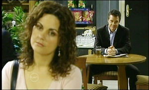 Liljana Bishop, Paul Robinson in Neighbours Episode 4651