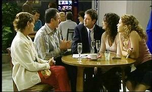 Susan Kennedy, Karl Kennedy, David Bishop, Liljana Bishop, Serena Bishop in Neighbours Episode 4652