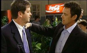 David Bishop, Paul Robinson in Neighbours Episode 4652