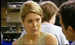 Izzy Hoyland, Paul Robinson in Neighbours Episode 4652