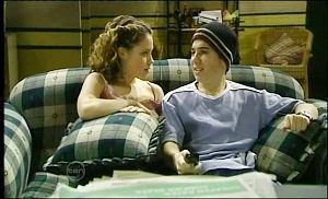 Serena Bishop, Stingray Timmins in Neighbours Episode 4652