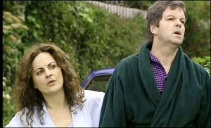 Liljana Bishop, David Bishop in Neighbours Episode 4652