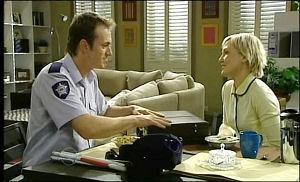 Stuart Parker, Sindi Watts in Neighbours Episode 4653