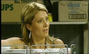 Izzy Hoyland in Neighbours Episode 4653