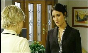 Carmella Cammeniti, Sindi Watts in Neighbours Episode 4653