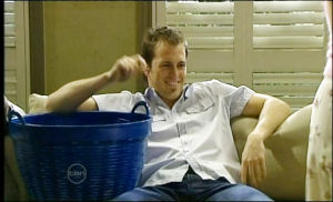Stuart Parker in Neighbours Episode 4654