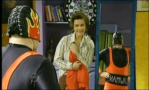 Toadie Rebecchi, Lyn Scully in Neighbours Episode 4654