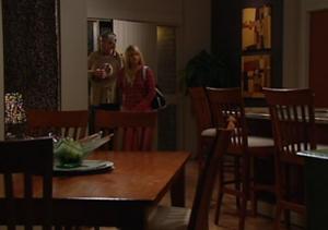 Joe Mangel, Sky Mangel in Neighbours Episode 4844